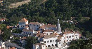 Национальный дворец Синтры, Португалия