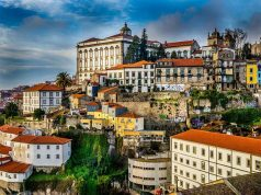 Город Порту, Португалия