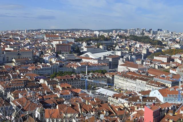 Португальская зима