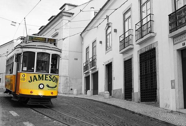Погода в Лиссабоне в январе