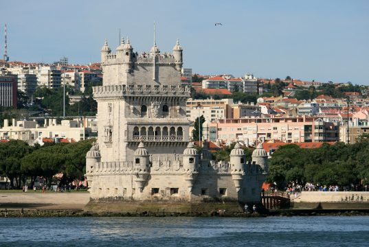 Погода в Лиссабоне в феврале